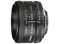 Nikon Nikkor - Φακός - 50 mm - f/1.8 D-AF - Nikon F
