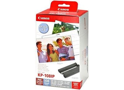 Canon KP-108IN - φωτογραφικό χαρτί - 108 φύλλα
