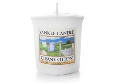Αρωματικό Κερί - Yankee Sampler Clean Cotton