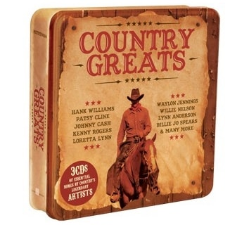Country Greats (Lim.Metalbox Ed.)