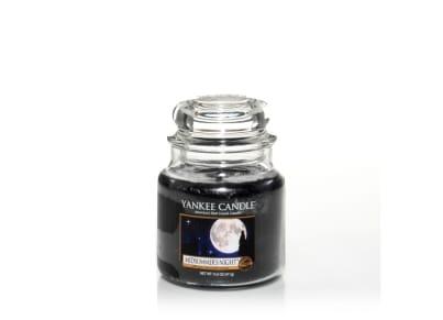 Αρωματικό Κερί σε Γυάλινο Δοχείο Yankee Midsummers Night Medium