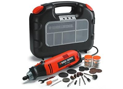 Πολυεργαλείο Black & Decker RT650KA-QS 90W- Πορτοκαλί είδη σπιτιού   smartliving   εργαλεία