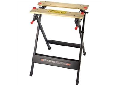 Πάγκος Εργασίας Black & Decker Workmate WM301-XJ είδη σπιτιού   smartliving   εργαλεία