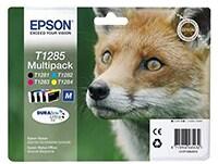 Μελάνι Multipack Epson T1285 (C13T12854010)