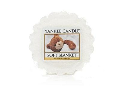 Αρωματικό Κερί - Τάρτα Yankee Soft Blanket