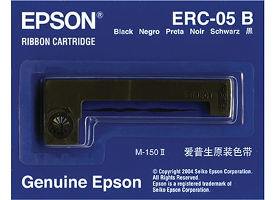 Epson Ribbon αναλώσιμο - 05B Μαύρο