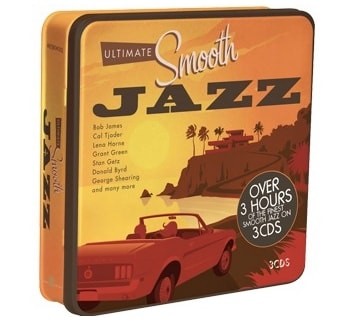 Ultimate Smooth Jazz (Limited Metalbox Edition)