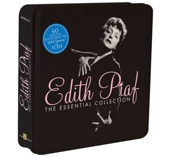 Edith Piaf The Essential Collection