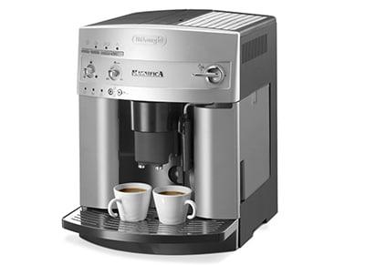 Καφετιέρα Espresso Delonghi ESAM3200.S Magnifica - 1350W - Ασημί