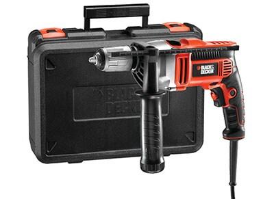Δράπανο Κρουστικό Black & Decker KR806K-QS 850W - Πορτοκαλί