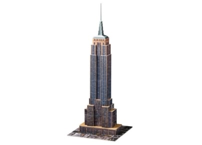 Puzzle 3D Ravensburger Εμπάιρ Στέιτ Μπίλτινγκ - 216 κομμάτια