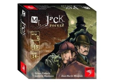 Επιτραπέζιο Mr Jack Pocket
