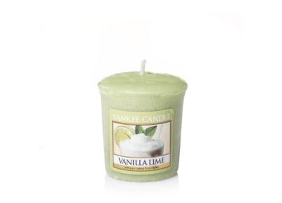 Αρωματικό Κερί - Yankee Sampler Vanila Lime