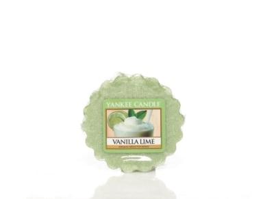 Αρωματικό Κερί - Τάρτα Yankee Vanilla Lime