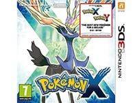 Pokemon X - 3DS/2DS Game