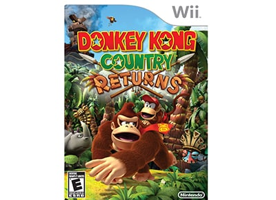 Donkey Kong: Country Returns - Wii gaming   παιχνίδια ανά κονσόλα   wii