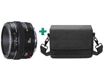 Canon EF 50mm 1:1.4 USM - Canon DSLR Lens