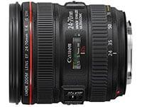 Canon EF 24-70 mm f/4L IS USM - Canon DSLR Lens