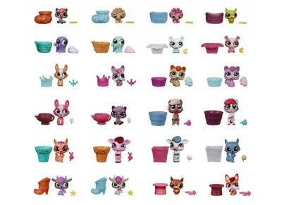 Littlest Pet Shop Σακουλάκι Μίνι Ζωάκια - 1 Tεμάχιο