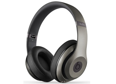 Ασύρματα Ακουστικά Κεφαλής Beats by Dre Studio 2.0 Titanium
