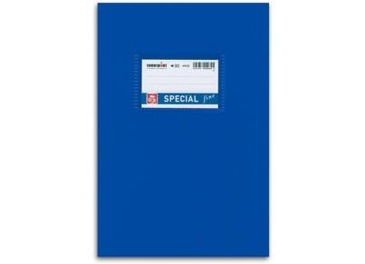 Τετράδιο Ριγέ Typotrust Special Fine 17x25cm 30 Φύλλα Ανοικτό Μπλε