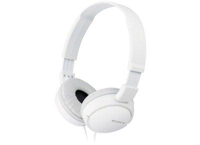 Ακουστικά Κεφαλής Sony MDR ZX110W Λευκό