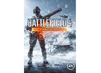 Battlefield 4 Final Stand DLC (Code in a Box) - PC Game