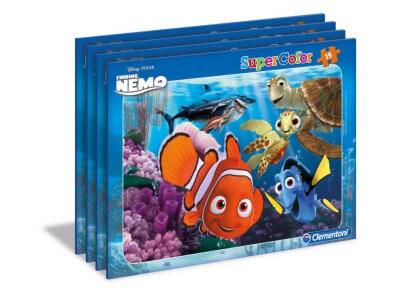 Puzzle Clementoni Super Color Disney Nemo 15 κομμάτια (1200-22223)