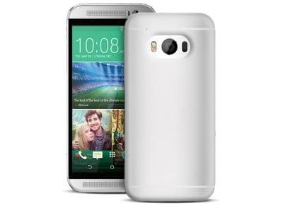 Θήκη & Μεμβράνη HTC One M9 - Puro 0.3 Ultra Slim HCONEM903TR Διαφανές