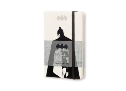 Σημειωματάριο Moleskine Batman - Limited Edition - Ruled - Pocket - Λευκό