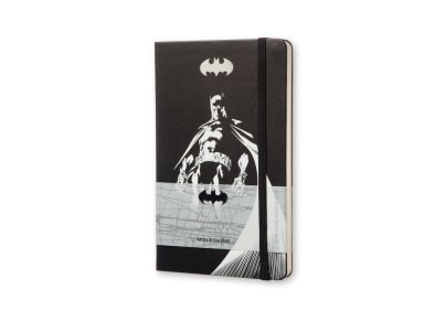 Σημειωματάριο Moleskine Batman - Limited Edition - Ruled - Large - Μαύρο