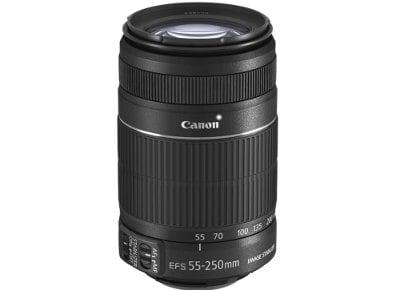Canon Lens EF-S 55-250mm f/4-5.6 - Φωτογραφικός Φακός