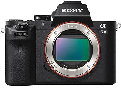 Mirrorless Sony a7 II Body Μαύρο φωτογραφία   compact
