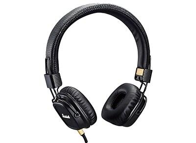 Ακουστικά Κεφαλής Marshall Major II Μαύρο