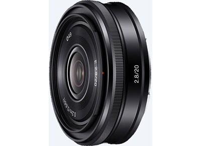 Sony E 20mm f/2.8 - Sony e-mount Lens φωτογραφία   βίντεο   αξεσουάρ φωτογραφικών   φακοί