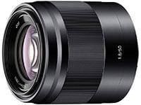 Sony 50 mm f/1.8 - Sony E-mount Lens