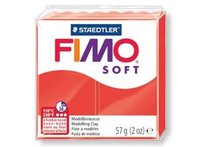 Πηλός Staedtler Indian Red Fimo Soft 57gr