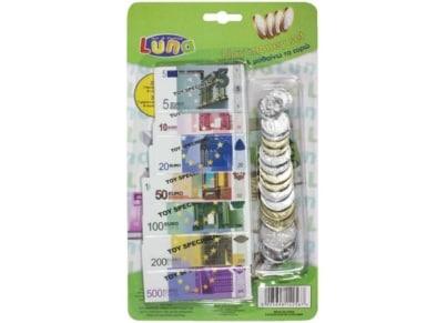 Χαρτονομίσματα & Κέρματα Ευρώ Luna (37 τεμάχια)