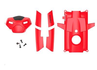 Parrot Covers & Screws για Rolling Spider - Αξεσουάρ & Ανταλλακτικά - Κόκκινο