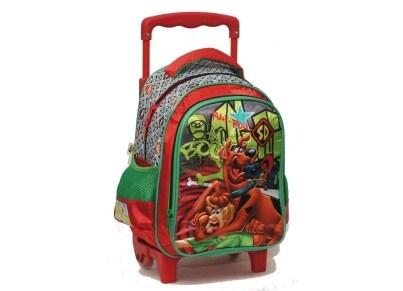 Σακίδιο Τρόλεϋ Νηπιαγωγείου GIM Scooby Doo Boo (336-11072)