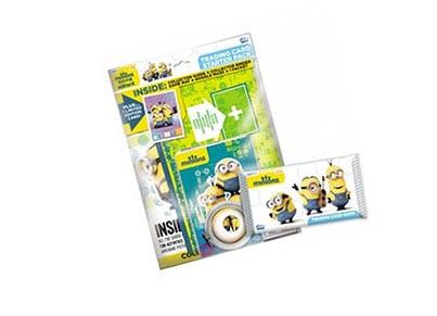 Κάρτες σε Φακελάκι Topps Minions