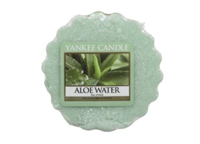 Αρωματικό Κερί - Τάρτα Yankee Aloe Water