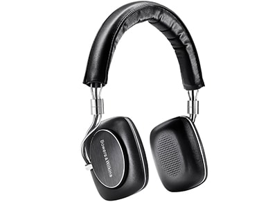 Ακουστικά κεφαλής Bowers & Wilkins P5 - Μαύρο
