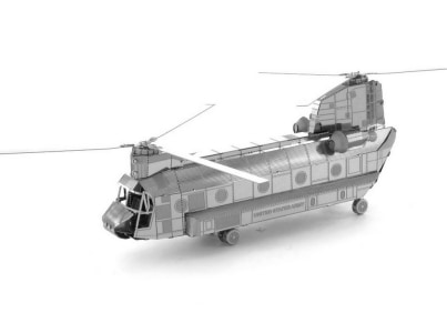 3D Παζλ CH-47 Chinook - Fascinations - 2 Φύλλα
