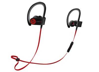 Ακουστικά Beats by Dre Powerbeats 2 Wireless Κόκκινο
