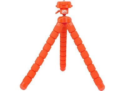 Τρίποδο - XSories Bendy - Πορτοκαλί