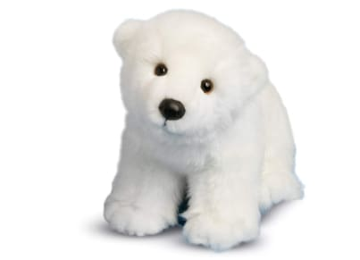 Αρκουδάκι Plush Πολική Αρκούδα 38 cm