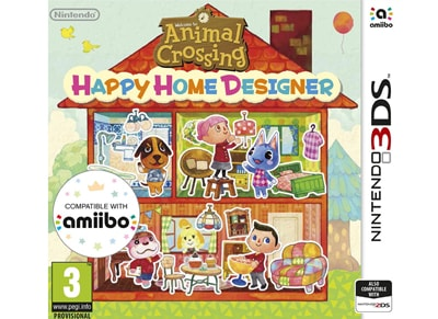 Animal Crossing: Happy Home Designer - 3DS/2DS Game gaming   παιχνίδια ανά κονσόλα   3ds 2ds