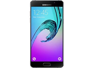 4G Smartphone Samsung Galaxy A5 2016 16GB Μαύρο