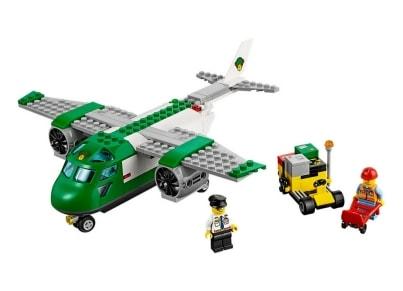 LEGO® 60101 Φορτηγό Αεροπλάνο Αεροδρομίου